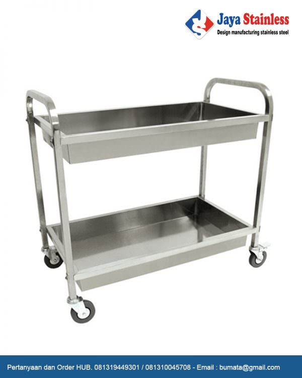 Collect Stand Stainless CS – 023